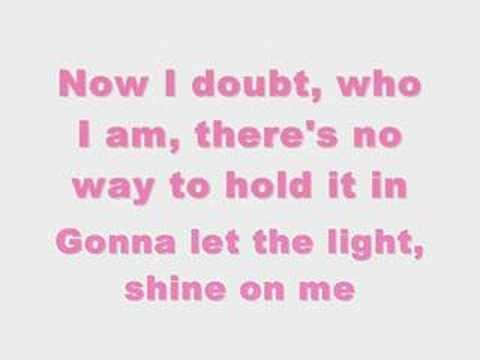 Camp rock This is me lyrics - YouTube