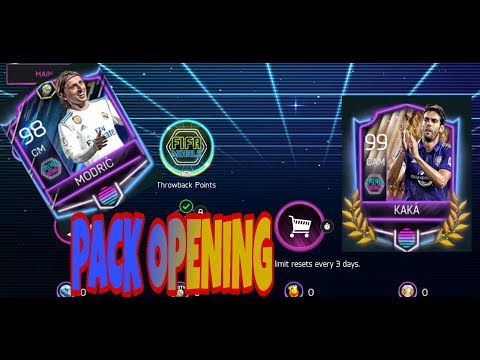PACK OPENING 98+ FIFA MOBILE ROMANIA 