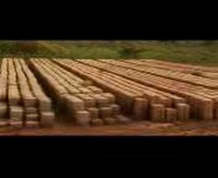 Produkcja cegieł w Sudanie