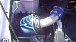 Chevy Sonic LT 1.8 Intake Modified