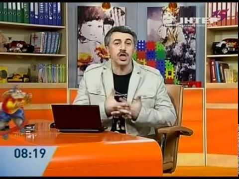 Профилактика и антибиотики: школа доктора Комаровского