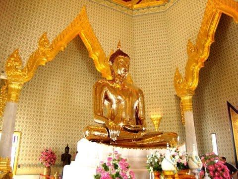 Tượng Phật bằng vàng lớn nhất thế giới -The world's largest gold statue