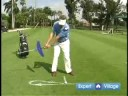 How to Fix an Over the top Golf Swing : Shoulder Turn for a Proper Golf Swing