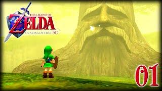 Zelda Ocarina - El despertar de un héroe