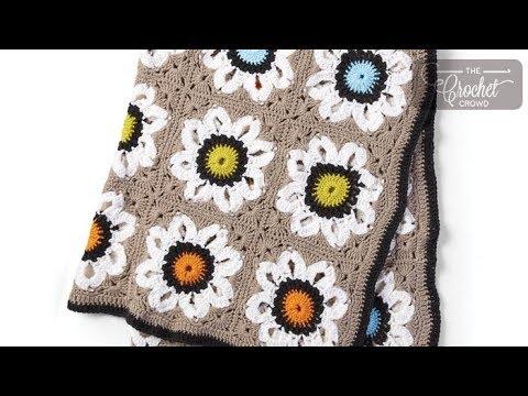 Crochet Technique: Invisible Seam Lines - YouTube