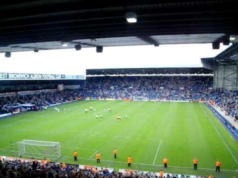 West Brom vs Chelsea - Full Time,