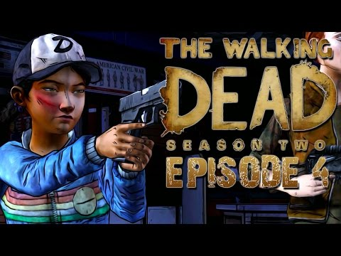 The Walking Dead:Season 2 - Episode 4 | AMID THE RUINS