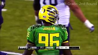 2013 NFL Draft DE Rankings With Highlights [HD]