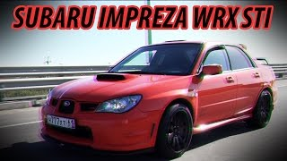 DT_LIVE. Тест Subaru Impreza WRX STi. DragTimes info video - Драгтаймс инфо видео.