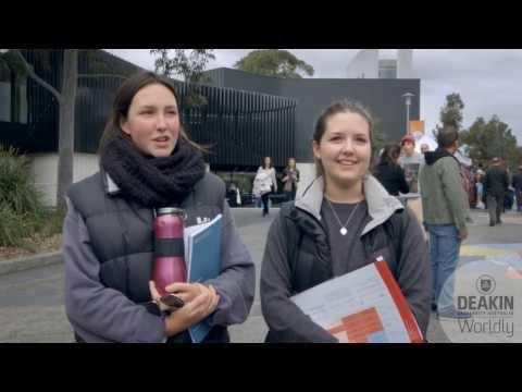 2013 Open Day highlights - Deakin University (Australia)