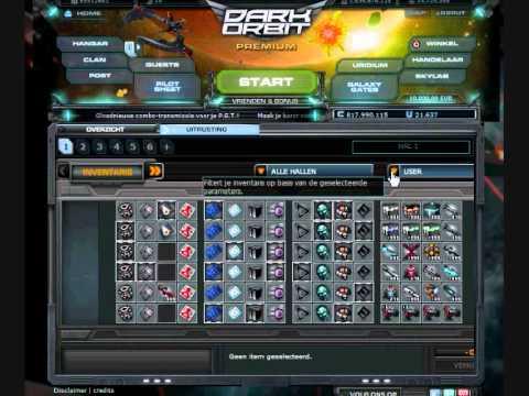Dark Orbit Account For sale - Full LF4 - Havoc - Iris - Zeus - Apis - Global 7 - Te Koop - GL7