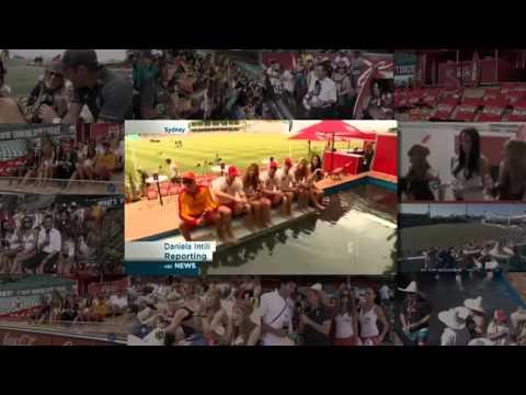 Cricket Australia / Coke  - Cricket Beach