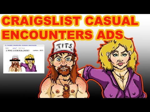 casual encounter ads escort advertising