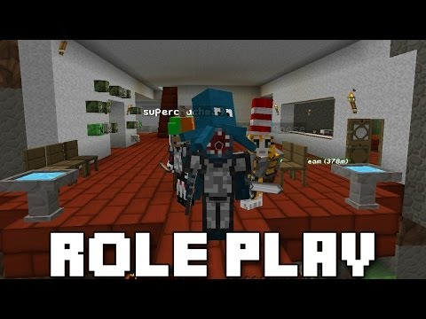 Minecraft - Race To The Moon - Role Play! [33]