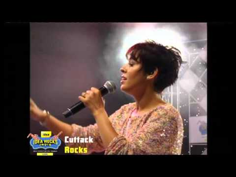 Idea Rocks India 2014 | Sunidhi live at Cuttack