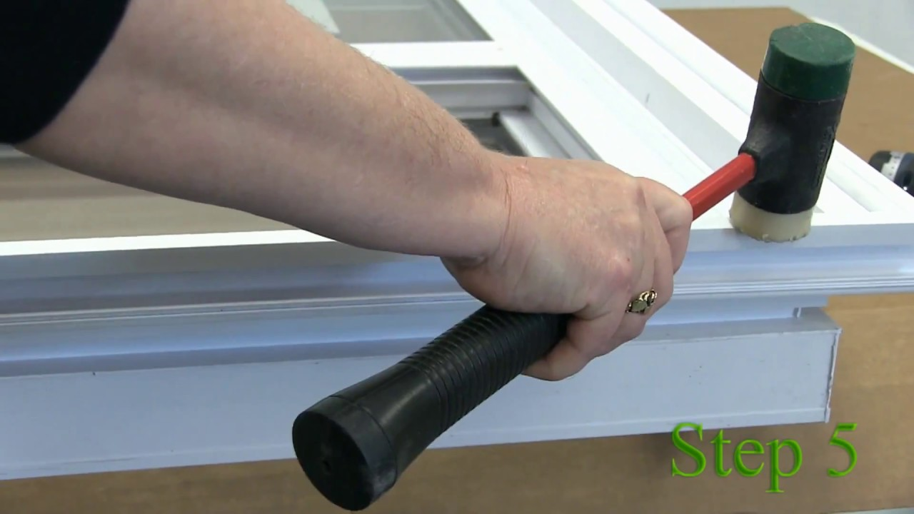 Install Brickmold And Remove The Cap For Installation On A