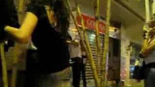 3of3, Hong Kong Police Rescuer Seizure In Lan Kwai Fong