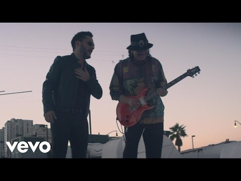 Santana - Feel It Coming Back ft. Diego Torres