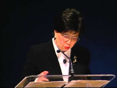Special Remarks by Margaret Chan, Director-General, World Health Organization