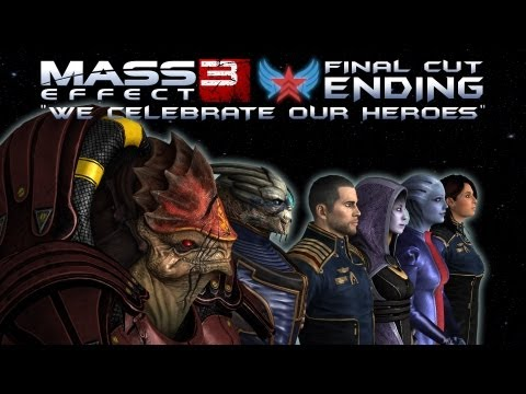 Mass Effect 3 Final Cut Ending