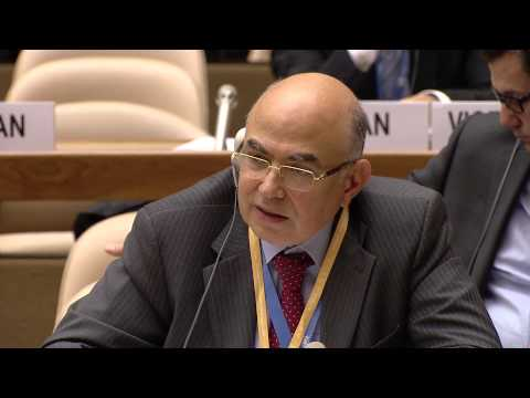 Egypt: Statement made at the Preparatory Committee of the Third UN World Conference on DRR