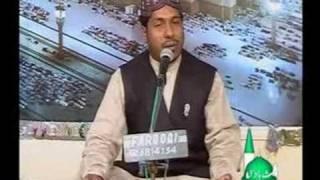 Muhammad Rafique Zia Qadri ~ ALLAH jala Shaano Ho~, by Ghafoor