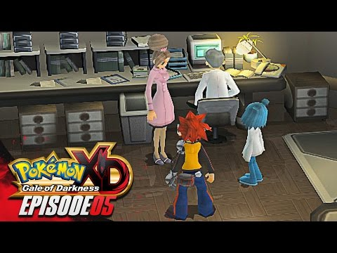 Pokémon XD Gale of Darkness Let's Play w/ TheKingNappy - Ep 5
