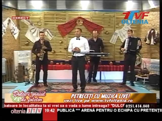 Nicusor ROMANU - De cand mi s-a nascut fata  - Live 2013