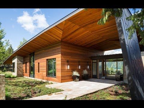 Dise o de moderna casa de campo incluye dise o de for Casa moderna 99 arena