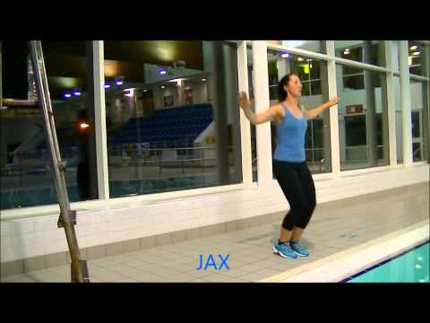 Deep Aqua Aerobics. Jax Variations