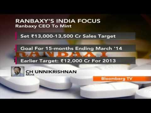 Market Pulse- Ranbaxy's Renewed India Focus