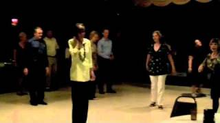 How To Dance The Electric Slide With Mary Lou Kaye