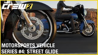 The Crew 2 - Harley Davidson Street Glide Gameplay