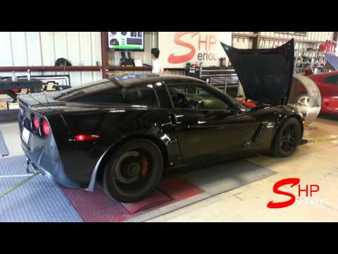 Z06 Corvette CAI - No Cats Gain 34 HP Tuned by Serious HP Houston