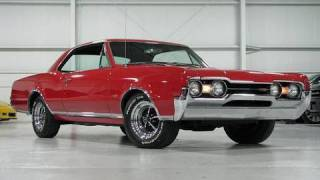 1967 Oldsmobile Cutlass 442--Chicago Cars Direct HD