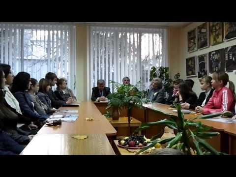 Întâlnirea cu pictorul Gheorghe Oprea la Biblioteca Publica Cricova