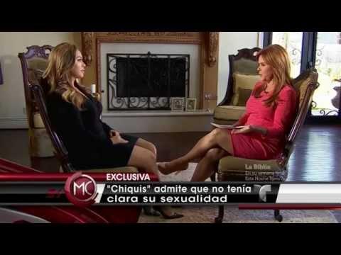 Chiquis Rivera - Entrevista Al Rojo Vivo Parte 2