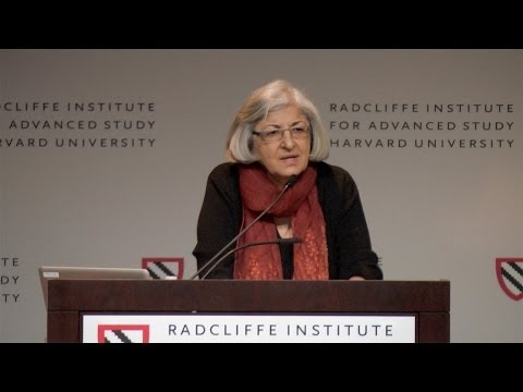 Huda Zurayk: What Tomorrow? A Day in the Life of an Arab Woman || Radcliffe Institute