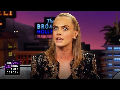 Cara Delevingne Pranked Some of Taylor Swift's Squad
