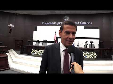 Des Carlos Eduardo Zietlow Duro - Presidente do Tribunal de Justiça do Rio Grande do Sul