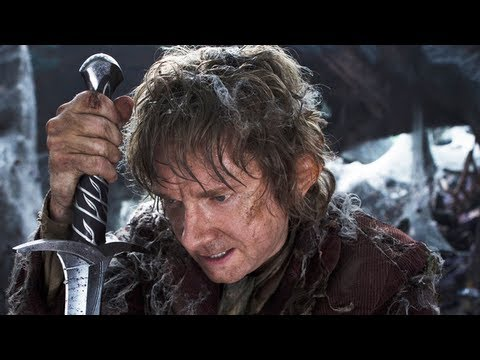 The Hobbit: Desolation of Smaug Trailer #2 2013 Movie - Official [HD]