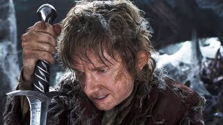 The Hobbit: Desolation Of Smaug Trailer #2 2013 Movie