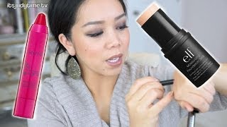 itsjudytime – NEW Beauty Items Haul – Tarte Cosmetics, Lorac, ELF