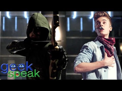 Geek Speak Ep 16 - Justin Bieber, You Have Failed This Country!