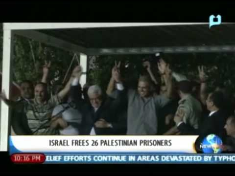[NewsLife] One Global Village: Israel frees 26 Palestinian prisoners