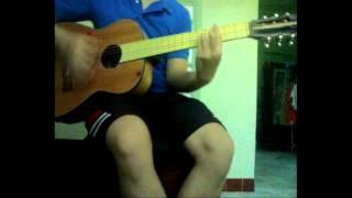Hoa tím ngày xưa - Acoustic cover