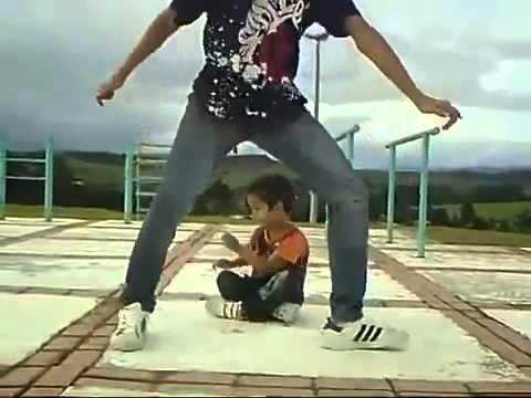 Em bé 5 tuổi nhảy Siêu Siêu Đỉnh