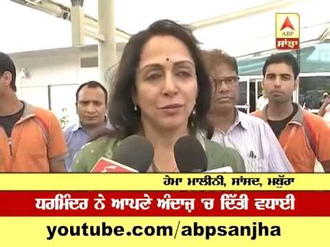 Dream Girl Hema Malini on Narendra Modi
