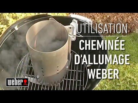 Chemin e d 39 allumage pour les briquettes charbon de bois webe youtube - Panier pour le bois de cheminee ...