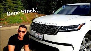 2018 Range Rover Velar For Under 50k?!